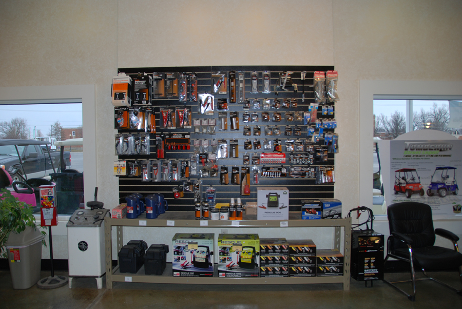 Battery Specialist Shop