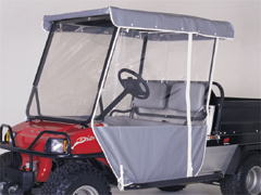 Golf Car Enclosure