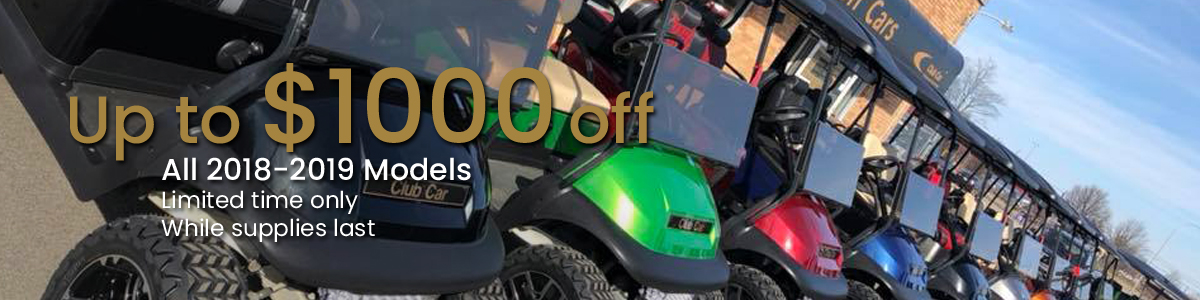 $1000 off any 2019 Onward
