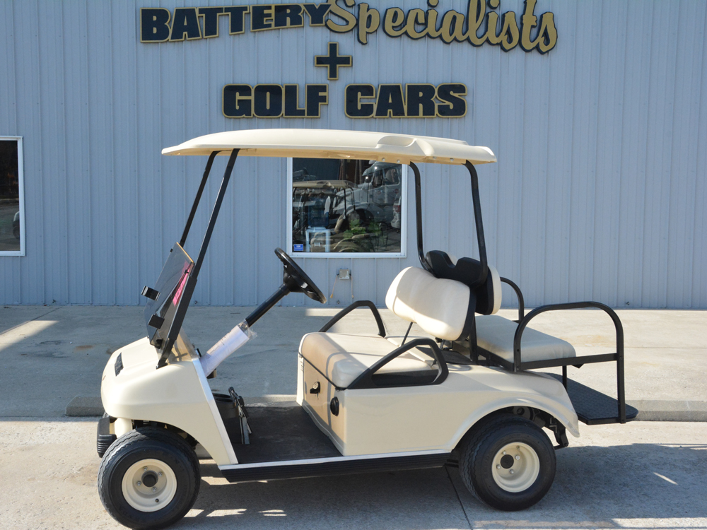 2005 Club Car DS Electric Golf Cart Biege for sale $3495