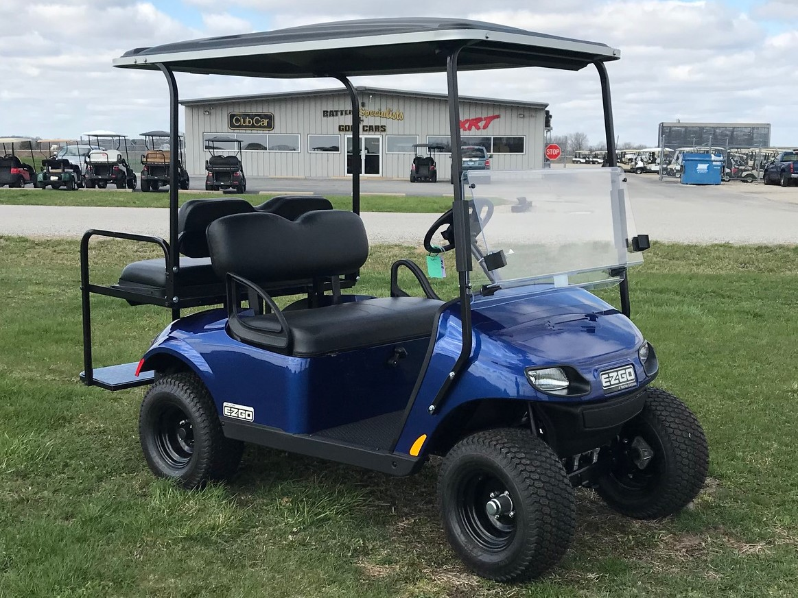 2018 Blue EZGO Electric Golf Cart $6995