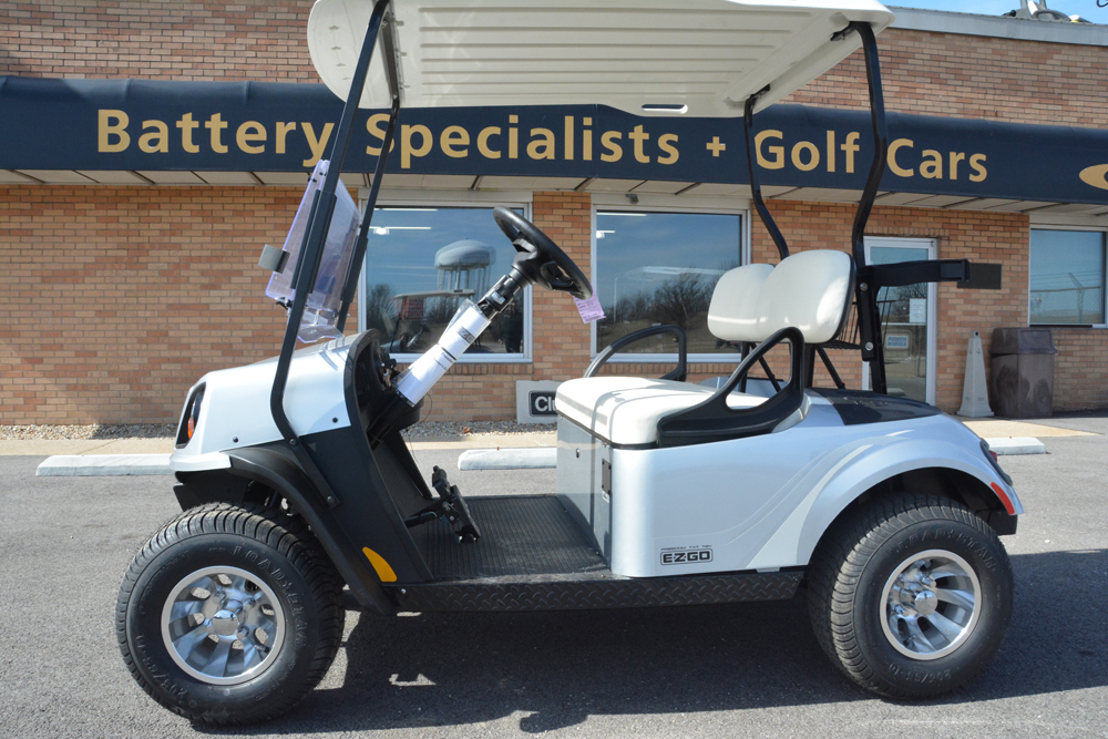 2018 PLATINUM EZGO Electric Golf Cart $9359