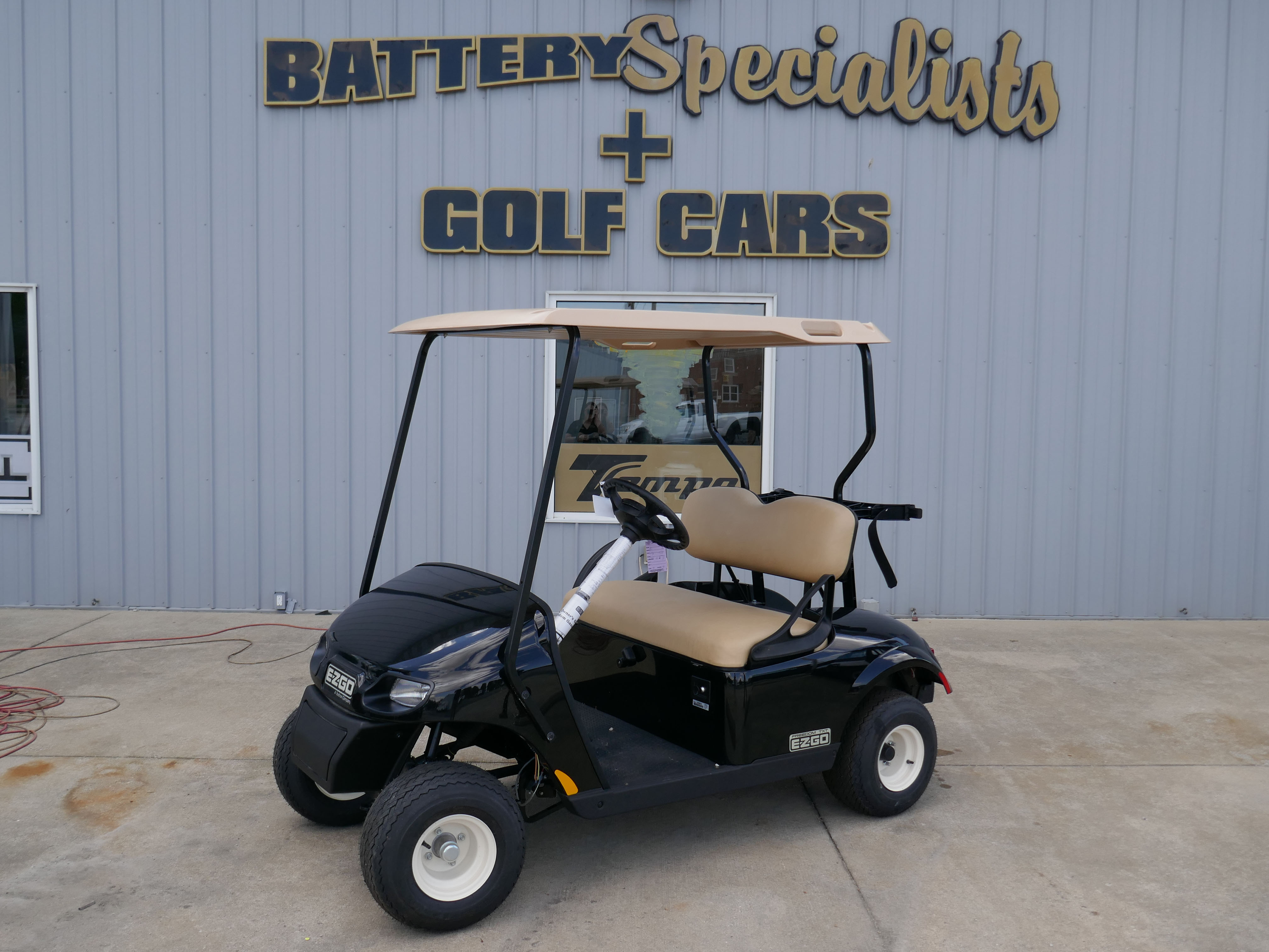 2018 PLATINUM EZGO Electric Golf Cart $TBD