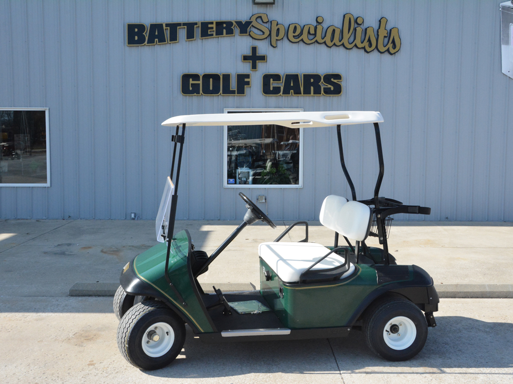 1998 Green EZGO Electric Golf Car $2495