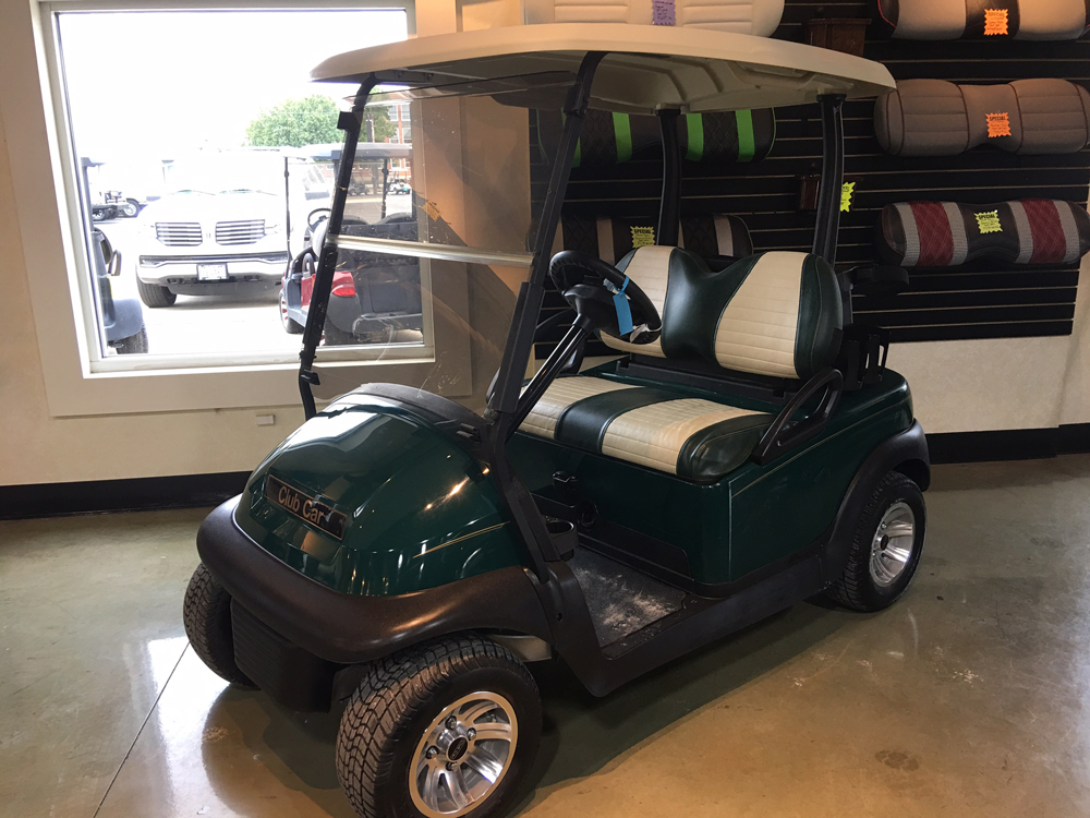 2016 Green Club Car Precedent  Electric Golf Car $5495