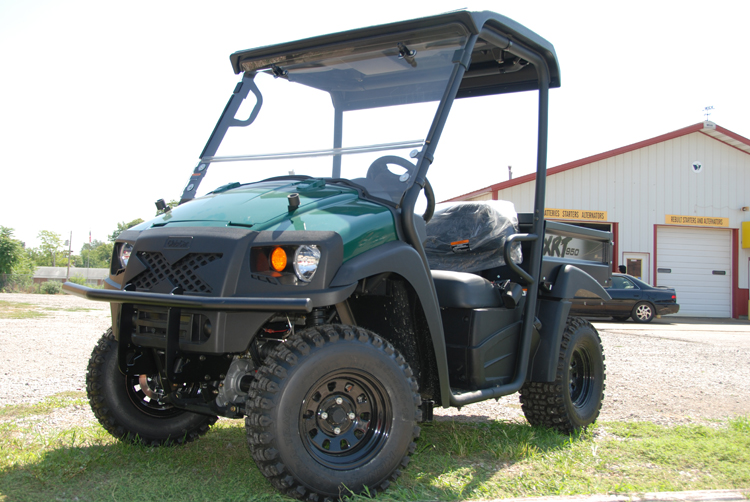 2013 Classic Hunter Green XRT 950 Gas Golf Car $6495