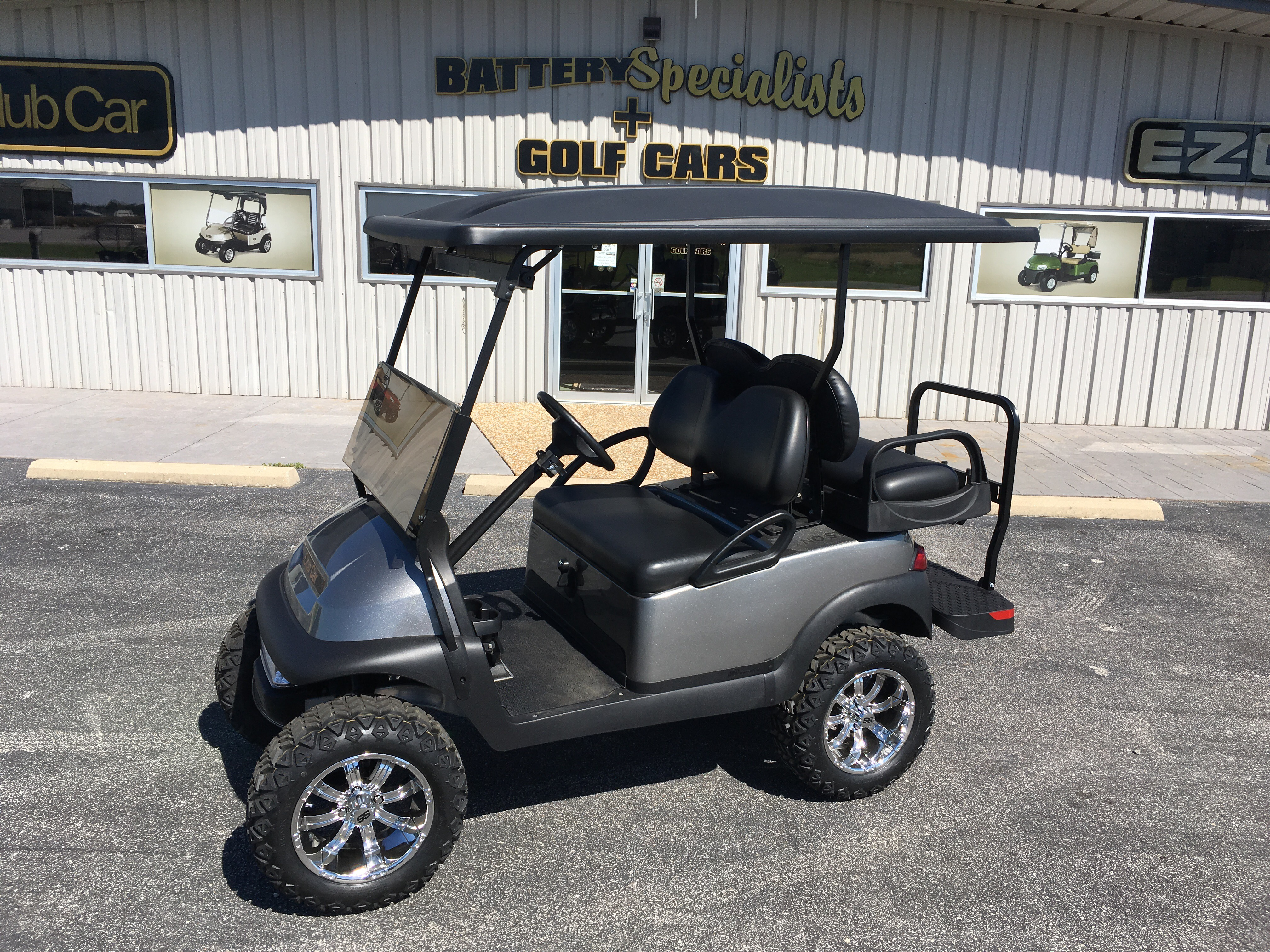 2015 Platinum Club Car Precedent Gas Golf Car $7995