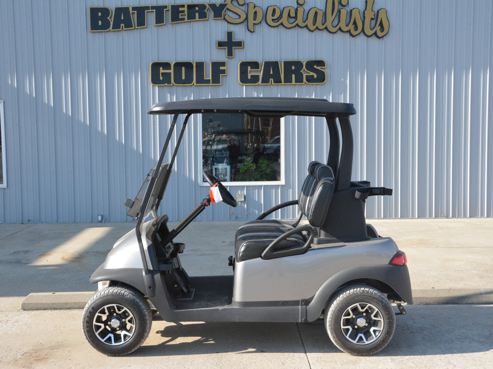 2017 Platinum Club Car Precedent Gas Golf Car $7750