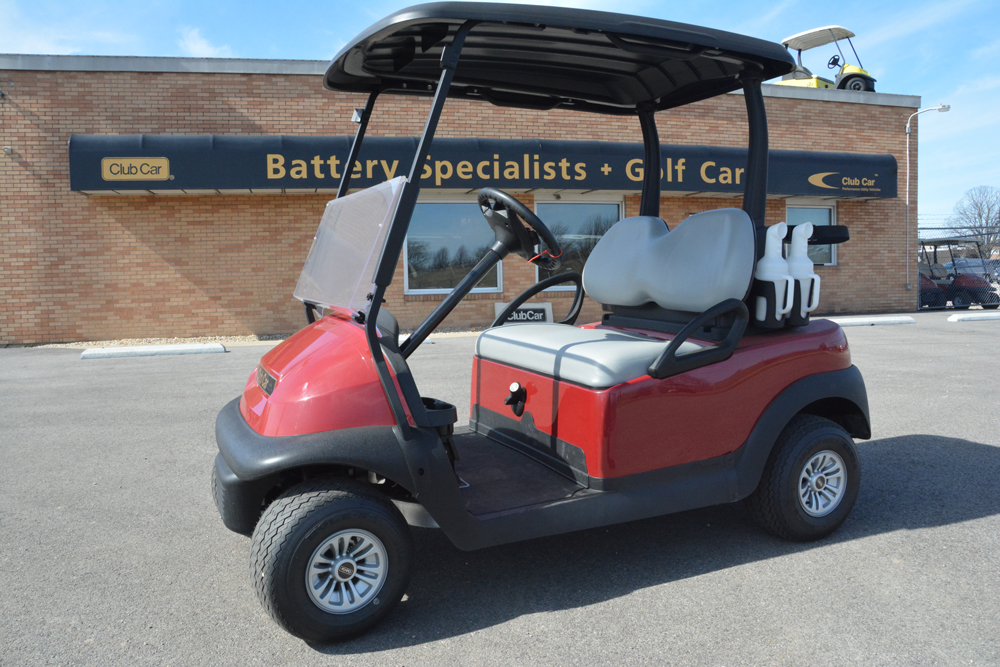 2017 SANGRIA Club Car Precedent Gas Golf Car $5750