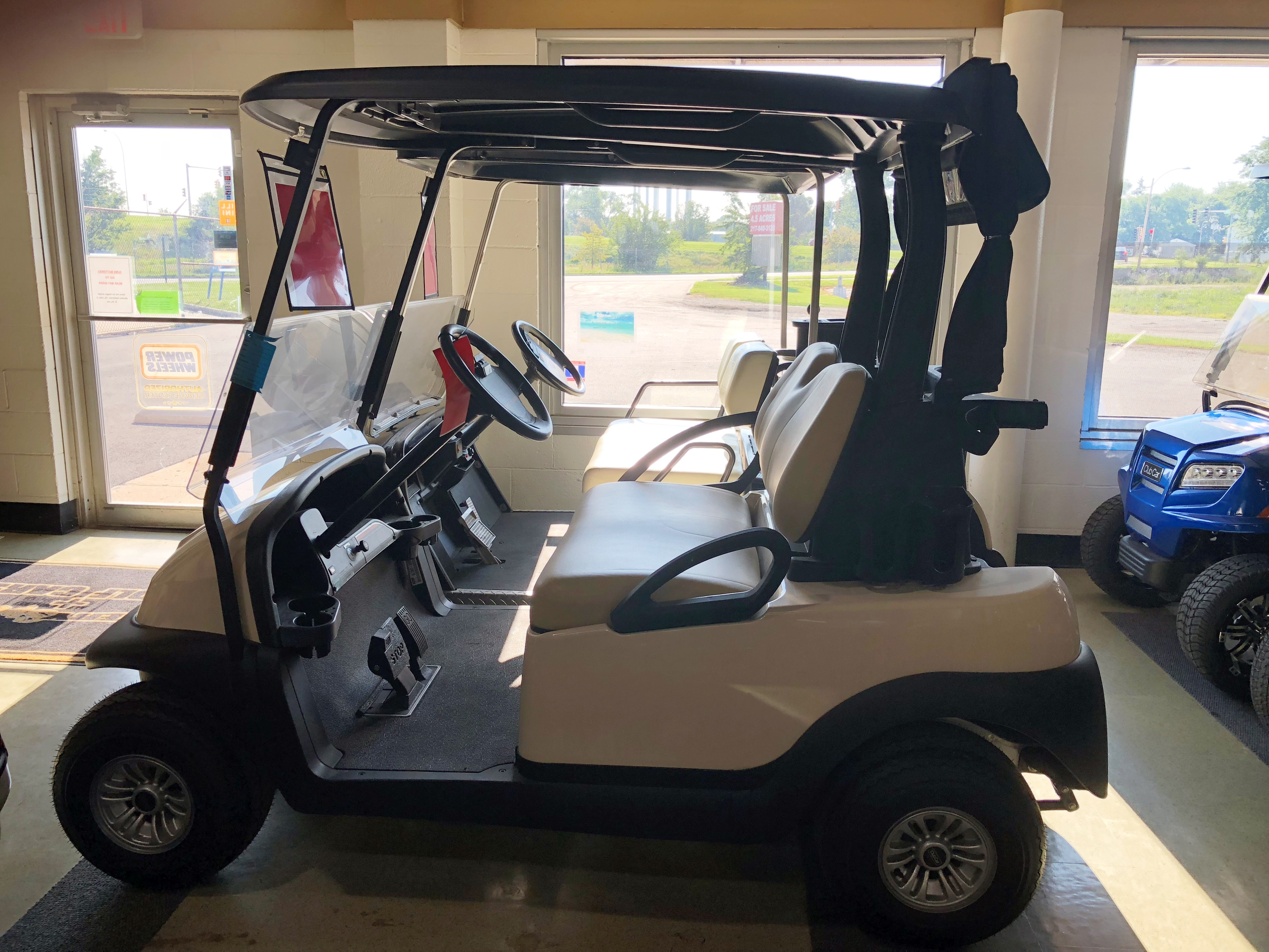 2018 Cashmere Club Car Precedent Gas Golf Car $6495
