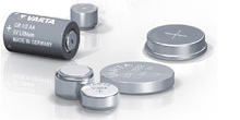 Varta button batteries